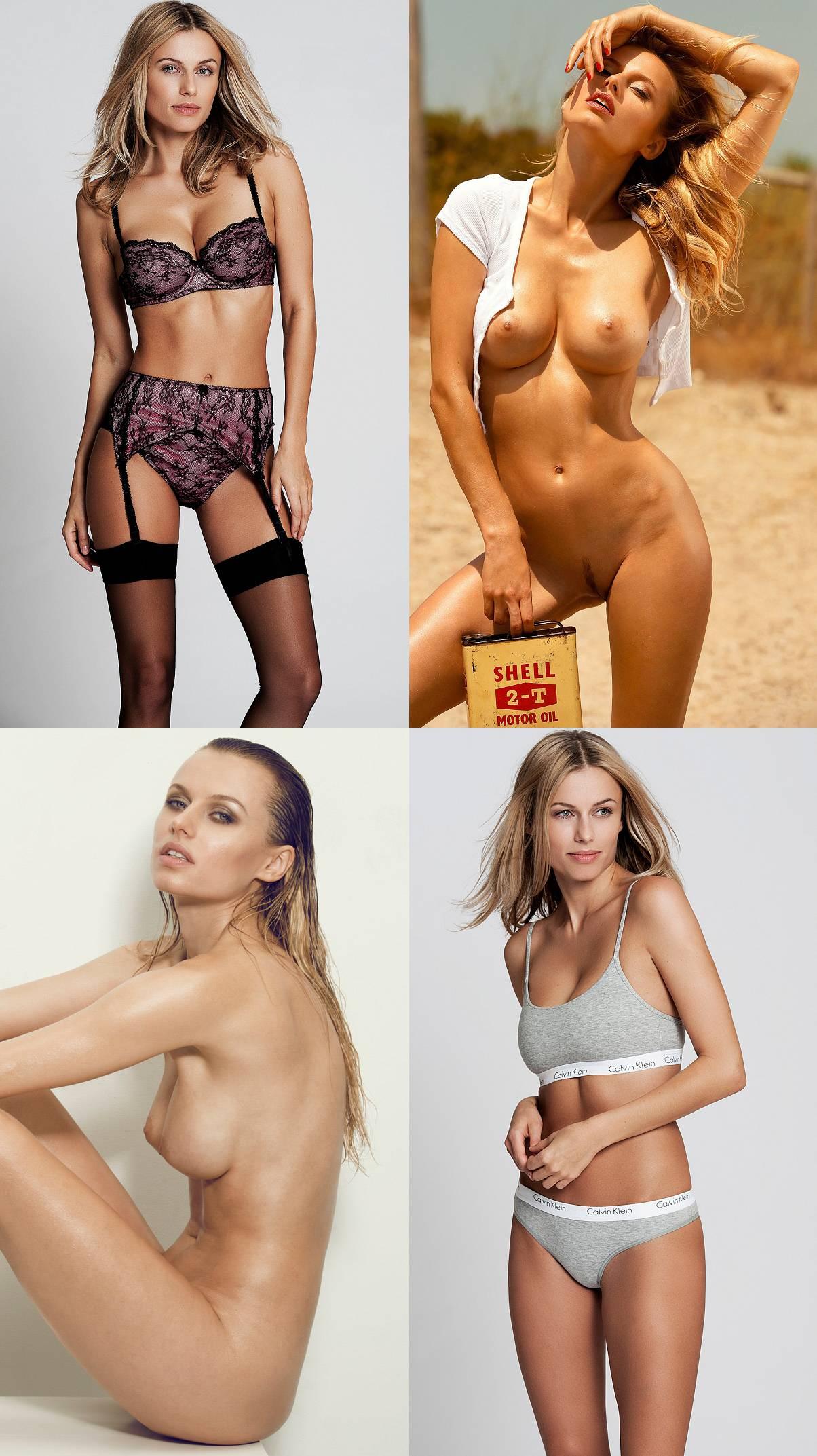 Nude fashion models Australian Models: