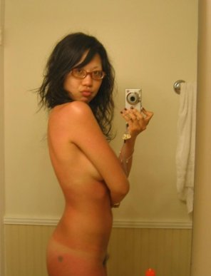 amateur photo Hairy Asian