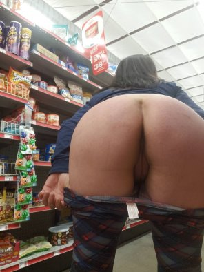 amateur photo Just doing some casual shopping