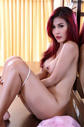 amateur photo Delicious Asian Nipples!