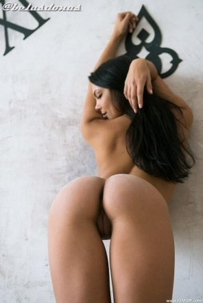amateur photo Up against the wall
