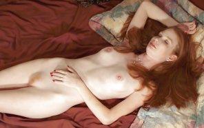 amateur photo Sleeping Beauty