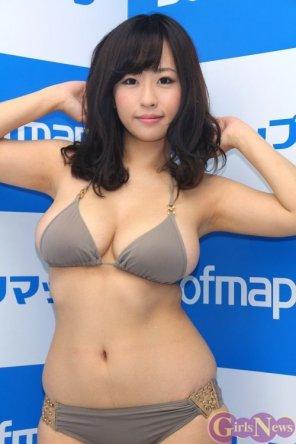 amateur photo Curvaceous Mizuki Tama