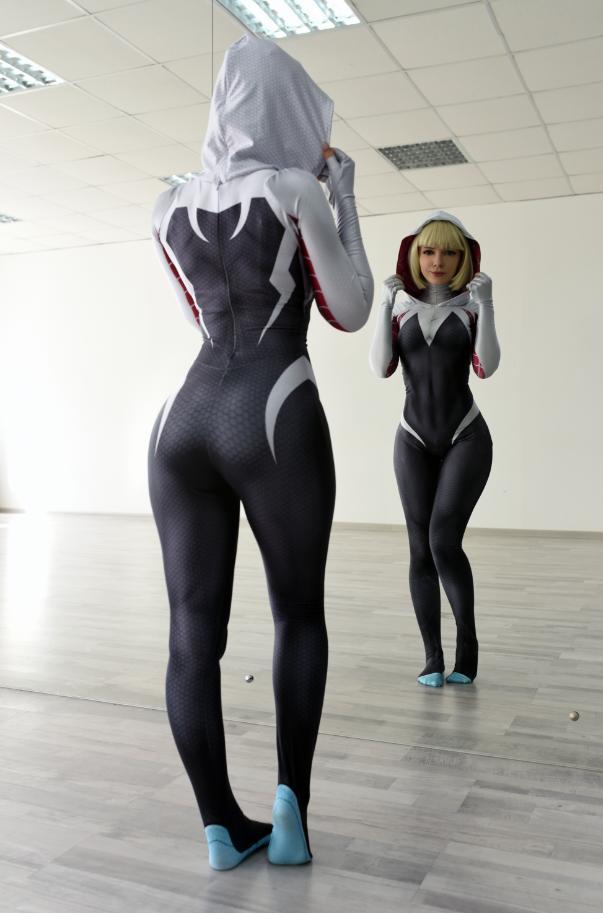 cosplay Sexy spider gwen