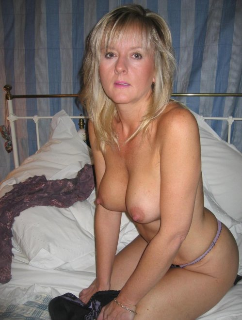 Mature Blond