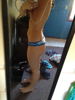 amateur photo Cute panties