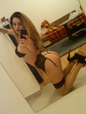 amateur photo Hot selfshot