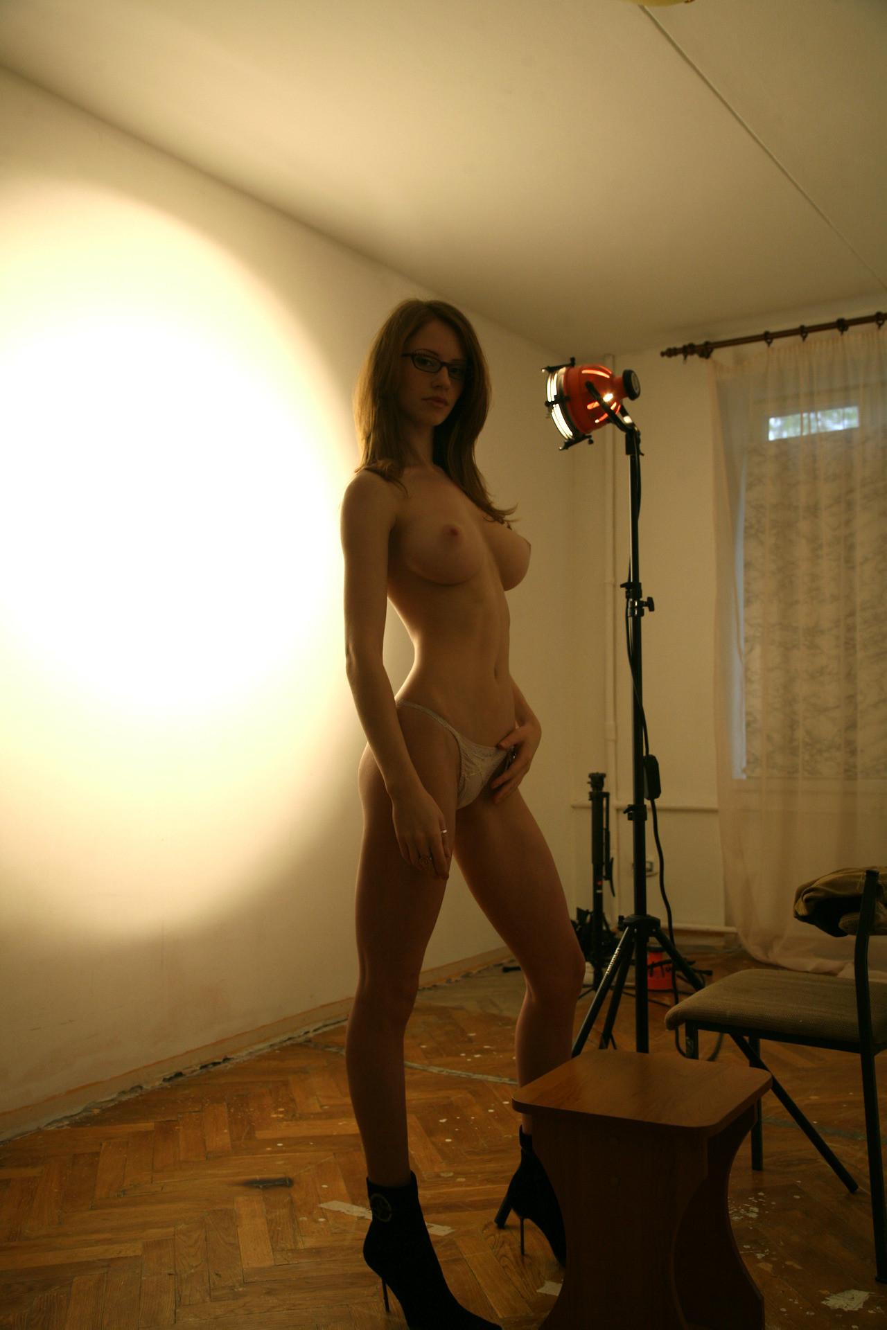 Unbelievable Body Porn Photo