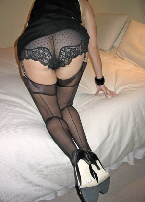 amateur photo Amateur stockings