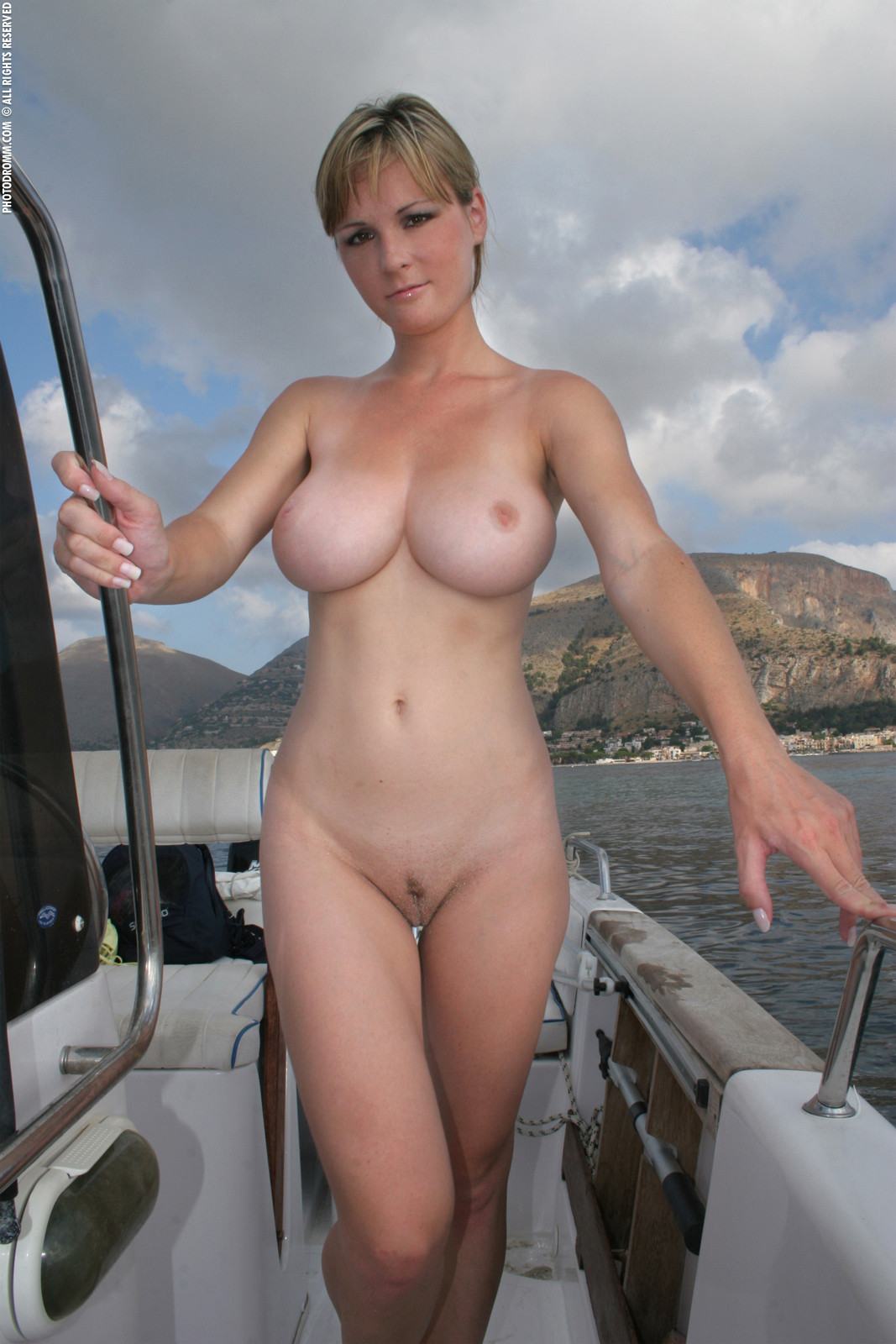 Porn on boats