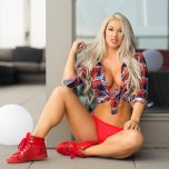 amateur photo Laci Kay Somers