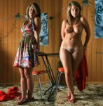 amateur photo Summer dress
