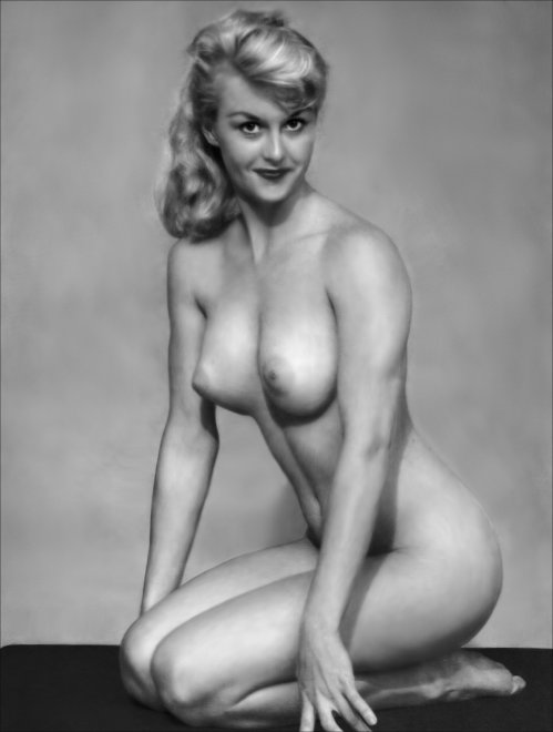 50s pinup style hotty Porn Photo