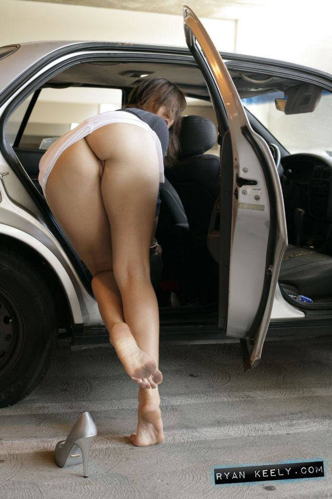 Get In The Car Porn Photo
