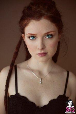 amateur photo redhead babe