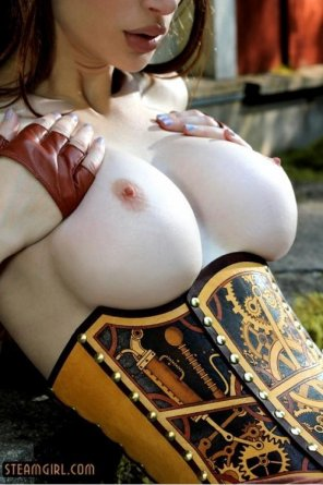 amateur photo Great Corset