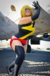 amateur photo Curvy cosplay