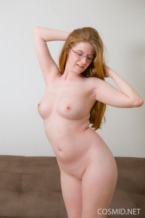 amateur photo Hope that you enjoy her pale naked body : )