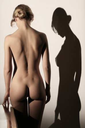 amateur photo Sexy shadow