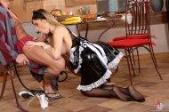 amateur photo Maid Service