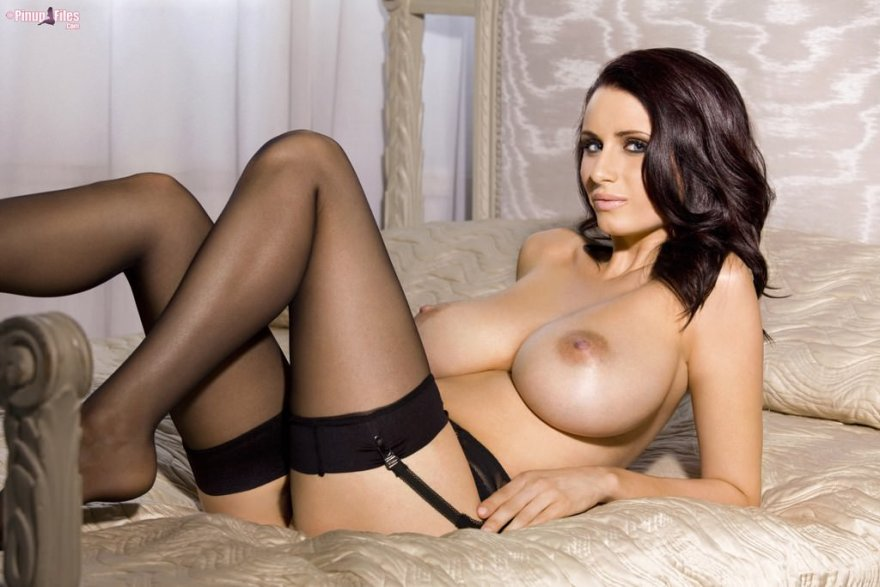 Sammy Braddy Lying Down Porn Photo