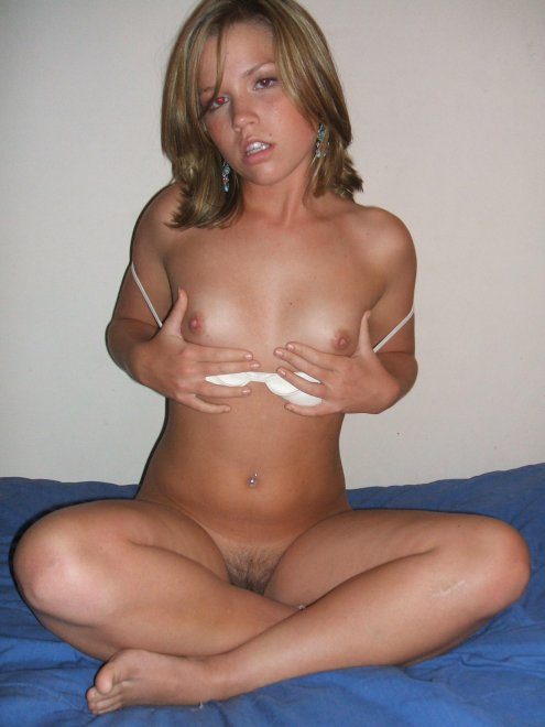 PictureNaked and Bored Porn Photo
