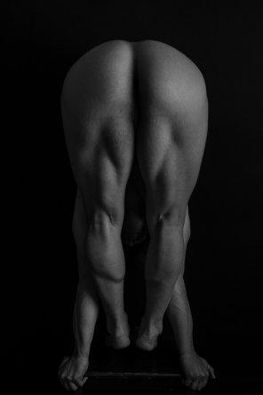 amateur photo [M] An unconventional butt shot