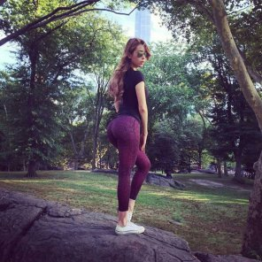 amateur photo Yanet Garcia