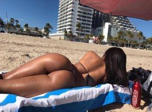 amateur photo That Miami heat