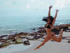 amateur photo Picturejumping bikini