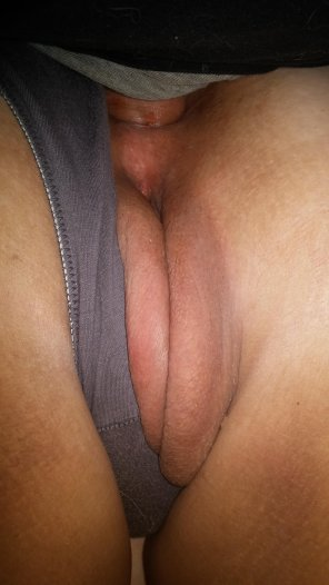 amateur photo Girlfriends puffy pussy