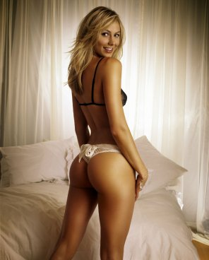 amateur photo Stacey Keibler
