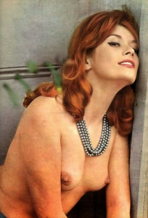 amateur photo Vintage babe Dawn Grayson