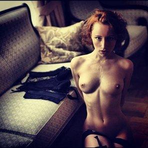 amateur photo Ginger After