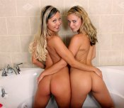 Two in the tub