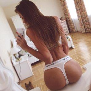 amateur photo Tight ass