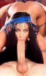 amateur photo Blue Gypsy