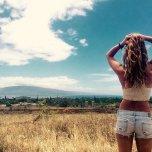 amateur photo Beautiful landscape!