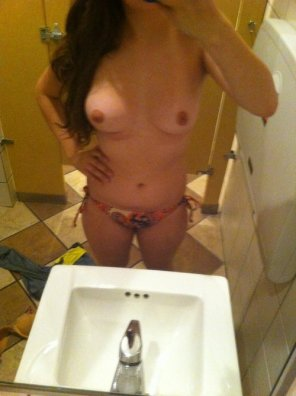 amateur photo Nice selfshot!
