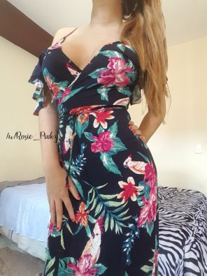 amateur photo My [f]avorite dress!