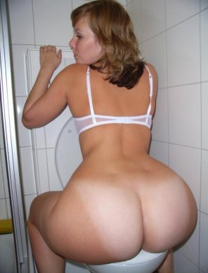 amateur photo Big Ass Tanlines