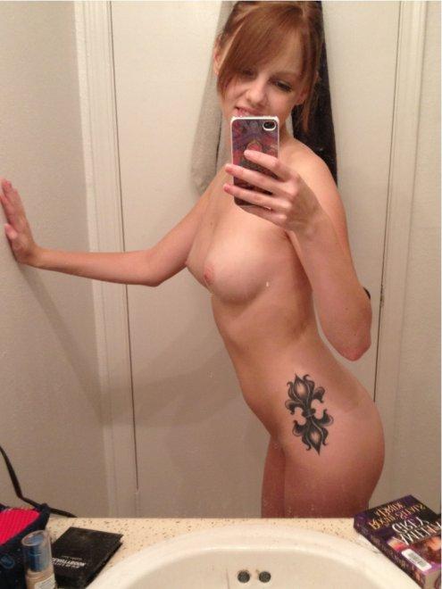Nice Tattoo Porn Photo