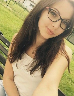 amateur photo I am wearing my glasses)