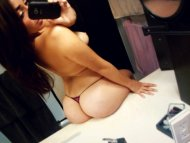 amateur photo Arch it girl