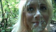 amateur photo Forrest facial