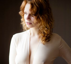 amateur photo Poking through