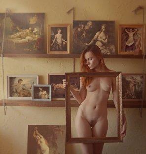 amateur photo Framed