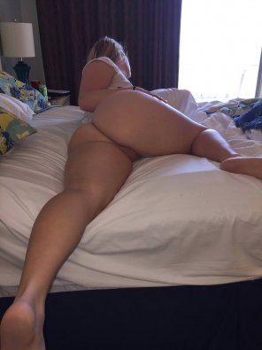 amateur photo Blonde Pawg