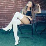 amateur photo Ariana Grande