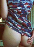 amateur photo Red, white and blue